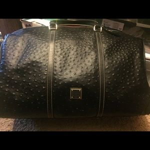 Dooney and Bourke overnight bag